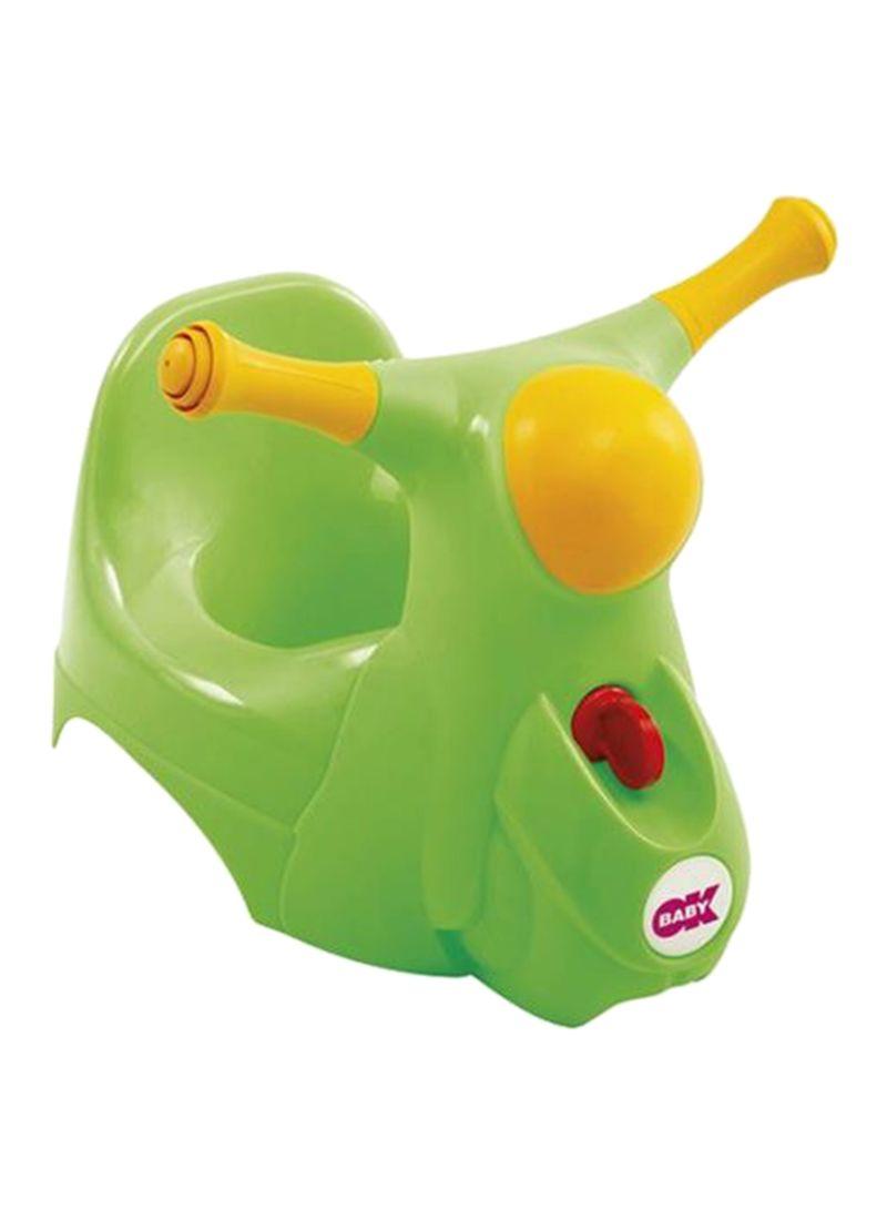 Ergonomic Potty Training Scooter
