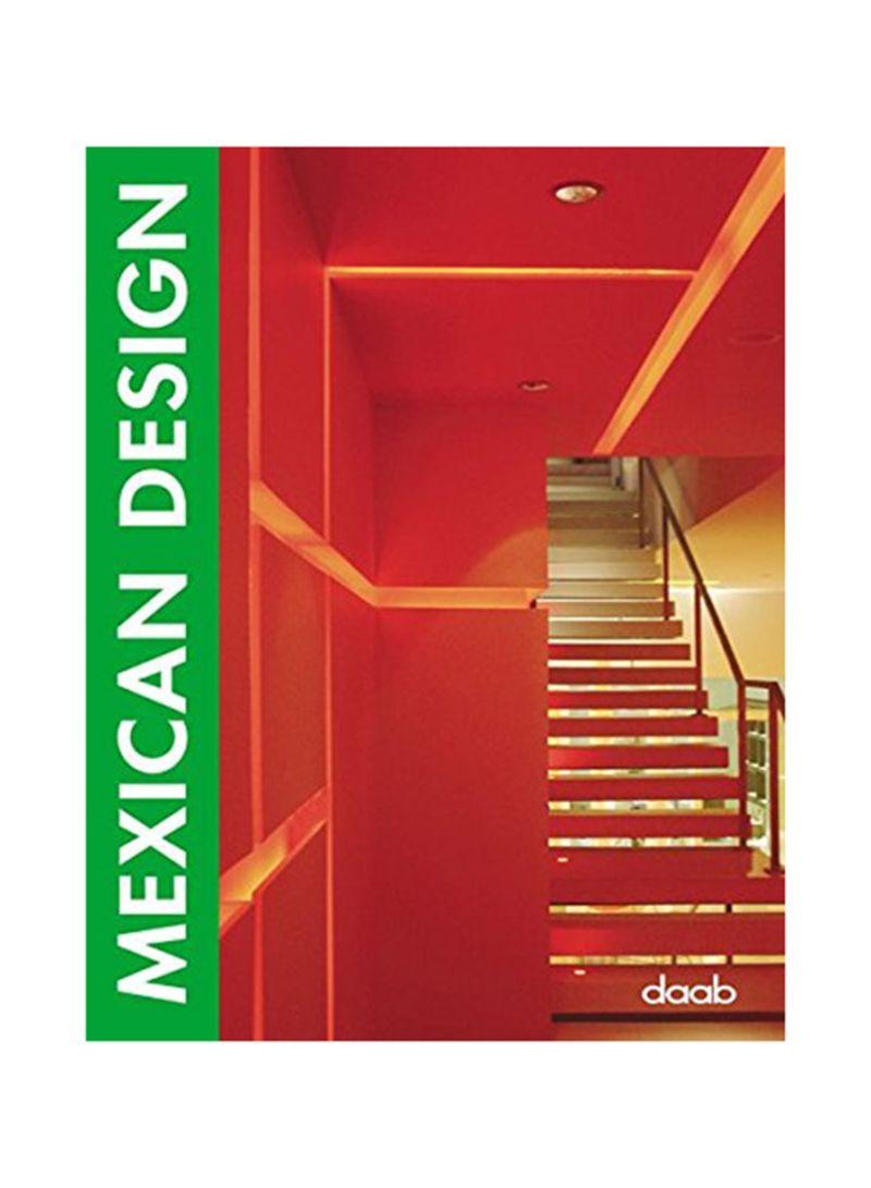 Mexican Design - Hardcover Bilingual Edition