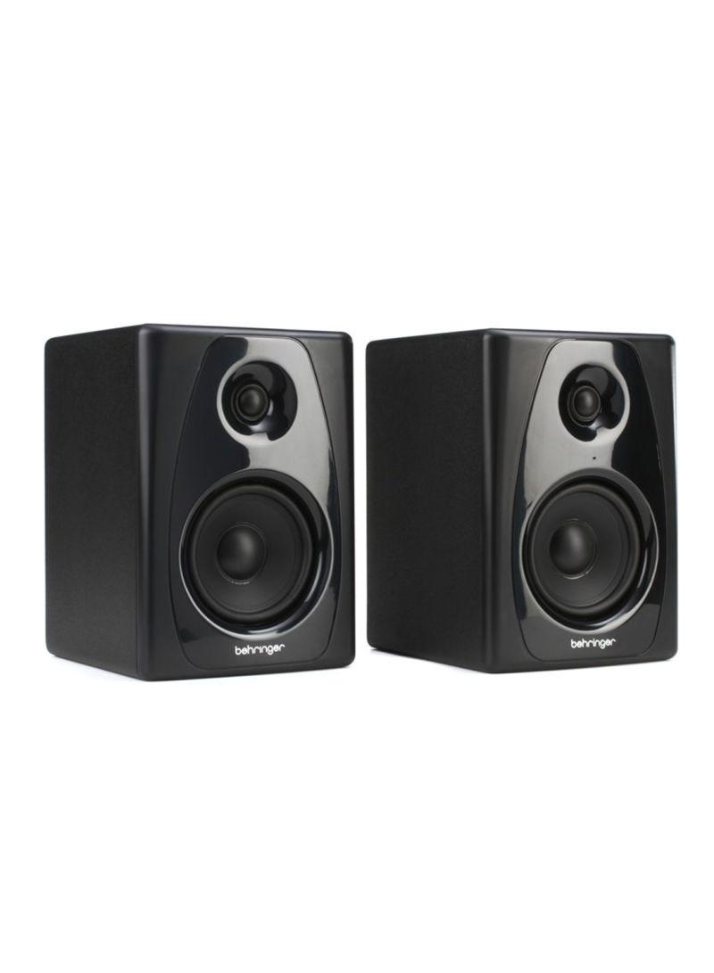Powered Studio Monitors 50USB Black