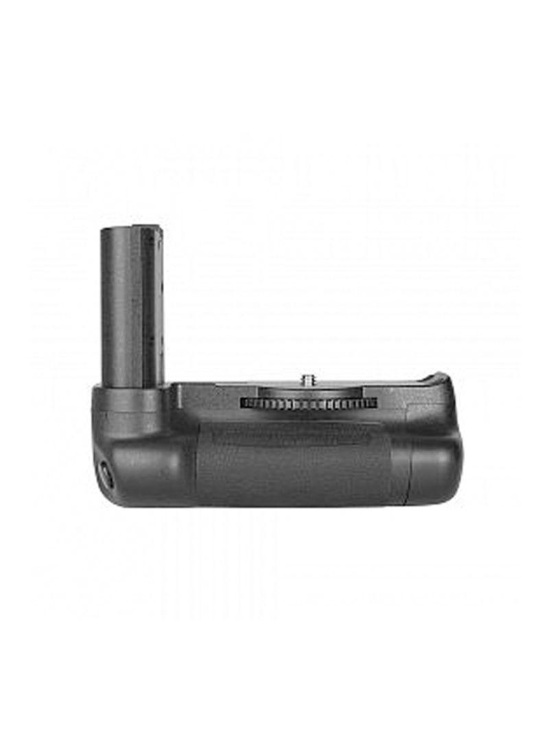BG-2W Vertical Battery Grip Holder For Nikon D7500 Black