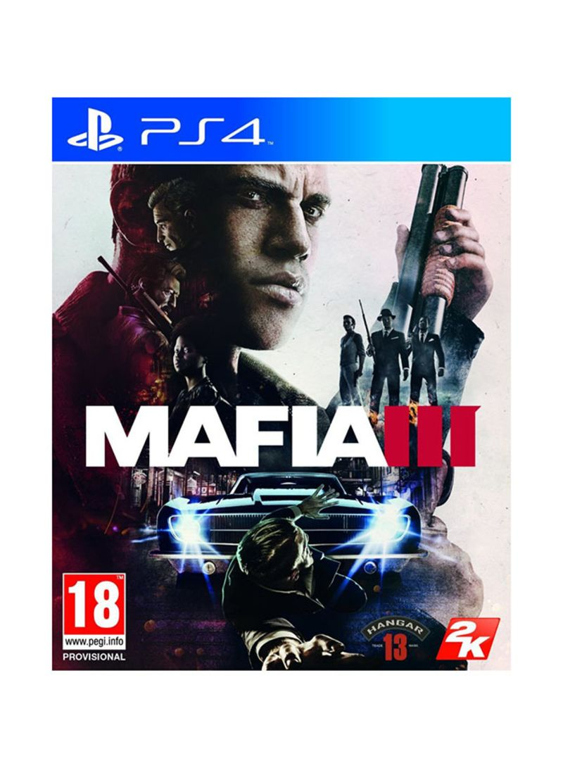 Mafia III Games For PlayStation 4