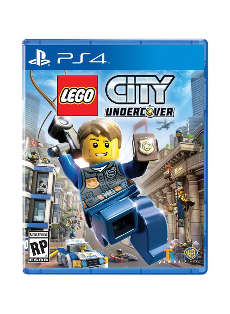 Lego City Undercover PlayStation 4 By Wb Games