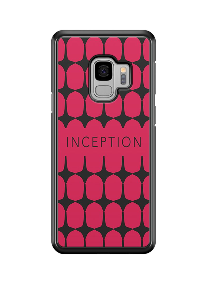 Protective Case Cover For Samsung Galaxy S9 Pattern Tops