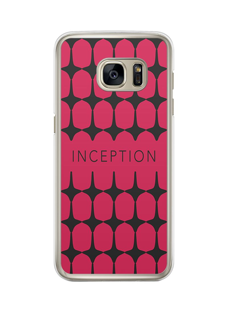 Protective Case Cover For Samsung Galaxy S7 Edge Pattern Tops
