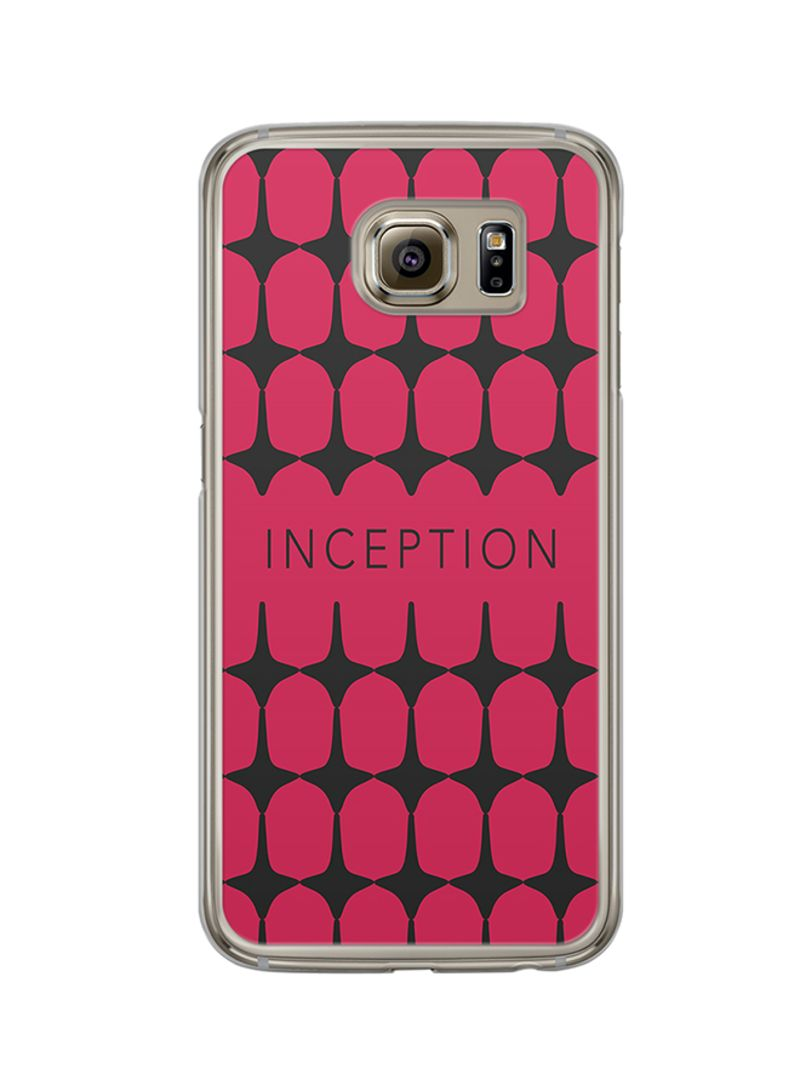 Protective Case Cover For Samsung Galaxy S6 Pattern Tops