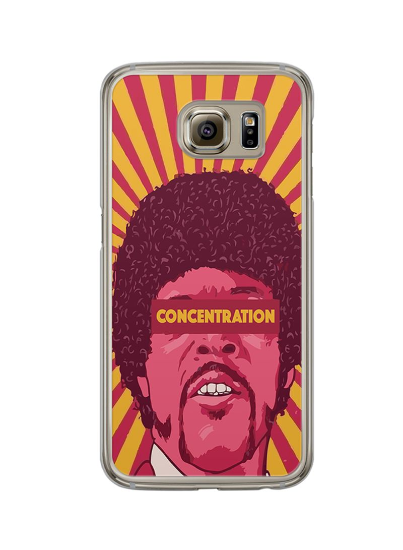 Protective Case Cover For Samsung Galaxy S6 Concentrate Pulp Fiction