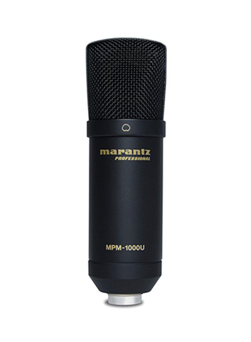 Microphones MPM 1000U Black