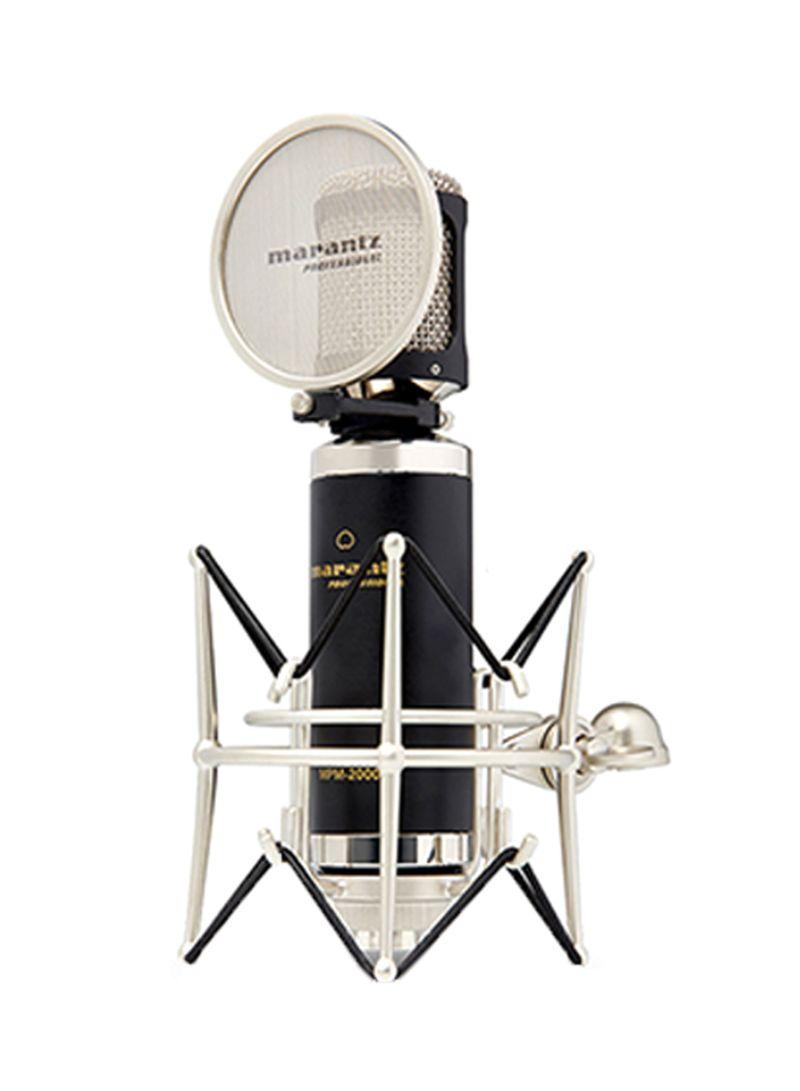 Microphones MPM 2000 Black