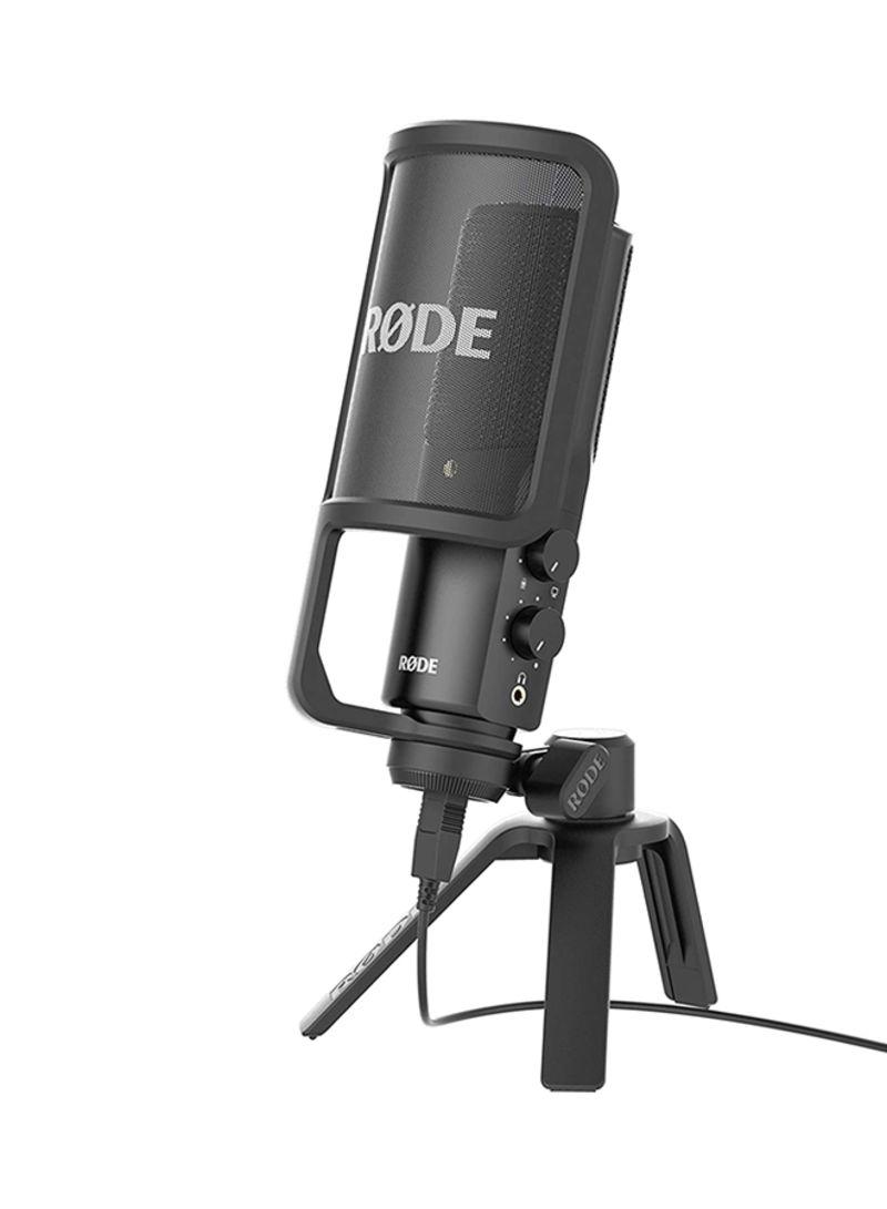 Condenser Microphones NT-USB Black
