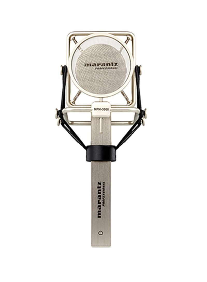 Microphones MPM 3000 Silver