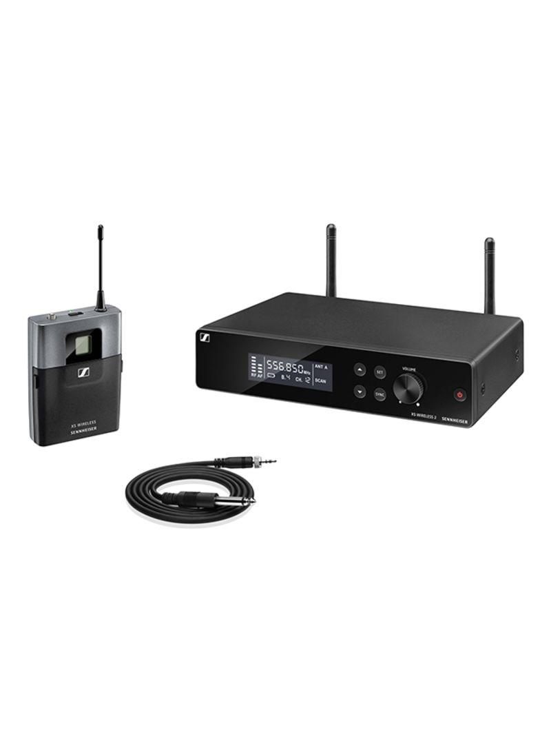 Microphones XSW2-Cl1 Black
