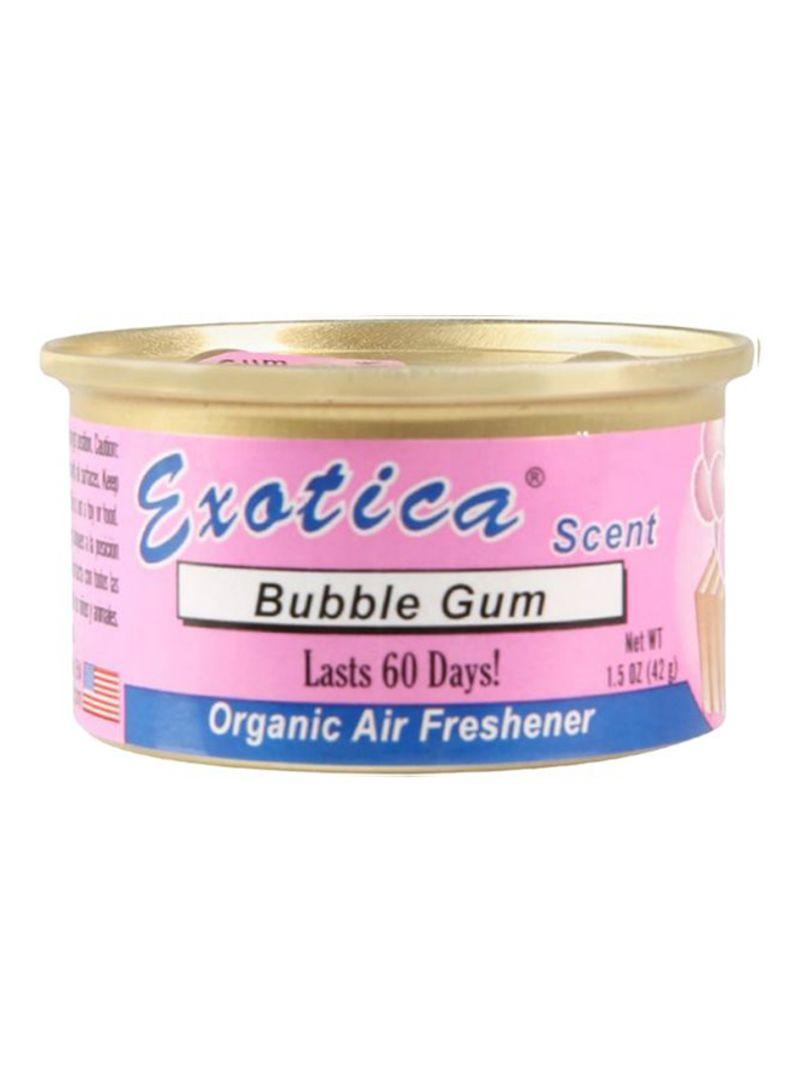 Bubble Gum Flavoured Car Air Fresheners