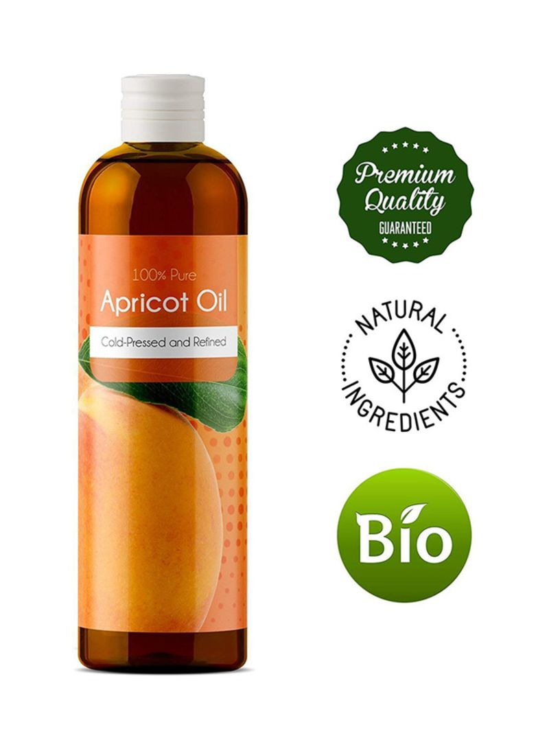 100% Pure Kernel Oil Apricot Kernel Seed Oil For Face Skin And Hair Growth Carrier Oil For Aromatherapy Massage Natural Anti Aging Skin Care Daily Moisturizer For Women And Men With Dry Sensitive Skin