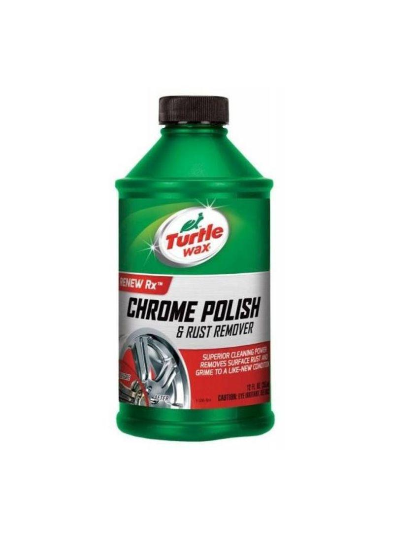 Turtle Wax Liquid Chrome Polish And Rust Remover