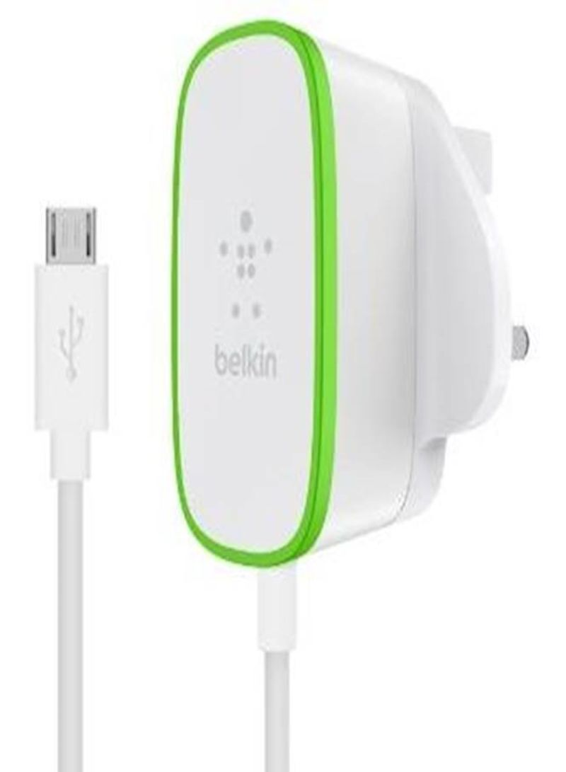Boost Up Home Charger UK Integrated with Micro USB Cable