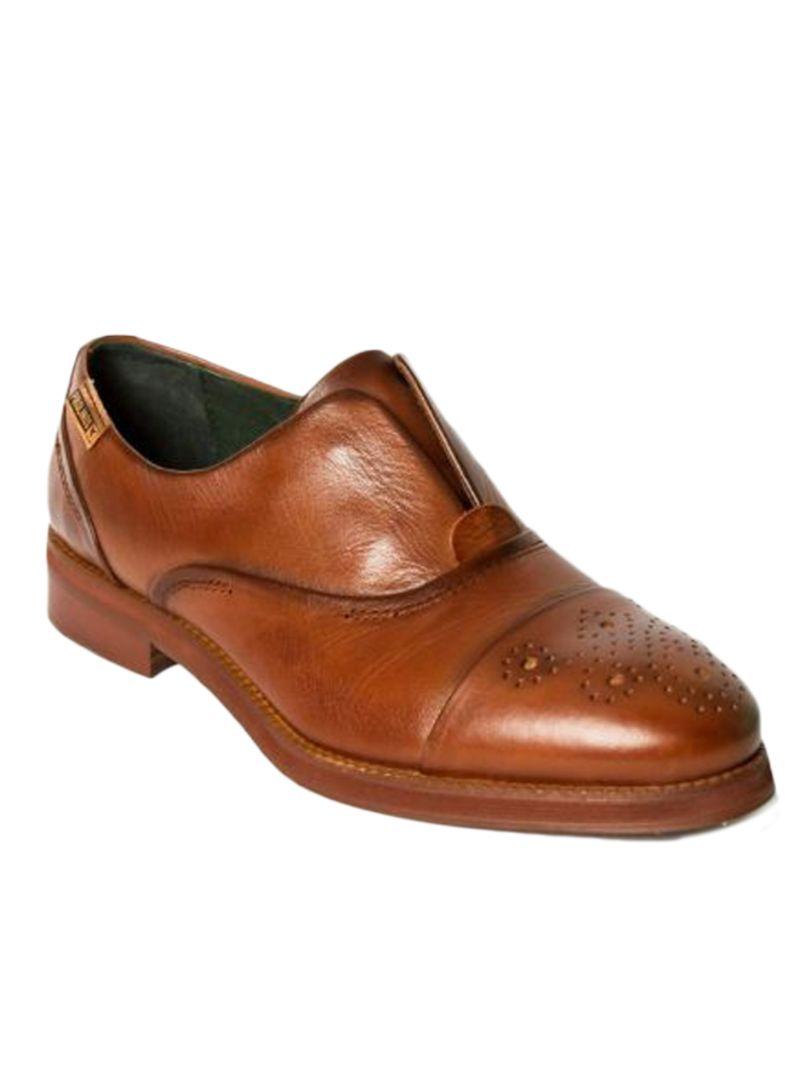 Low Heel Comfort Shoes