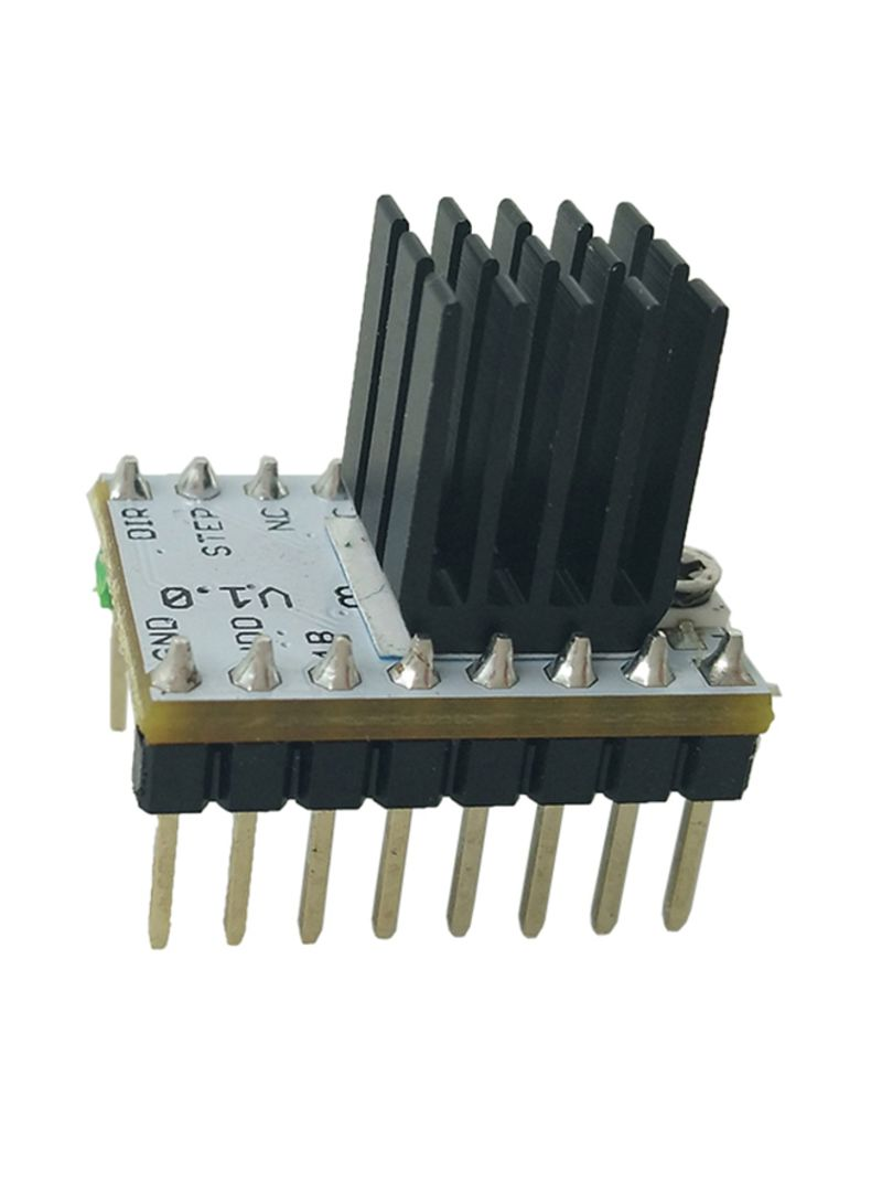 Stepping Motor Parts Driver Ultra-Silent Stepping Controller  For 3D Printer Multicolour 0.025 kg