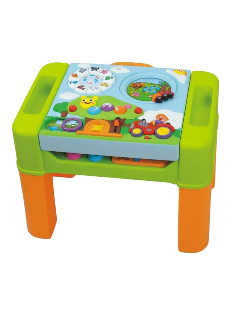 6-In-1 Educational Game Table