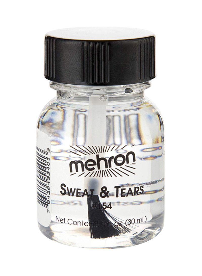 Sweat And Tears Special Effects Liquid Clear