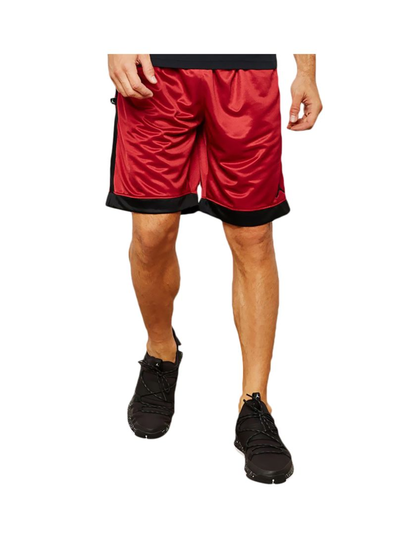 Jordan Shimmer Shorts Red/Black