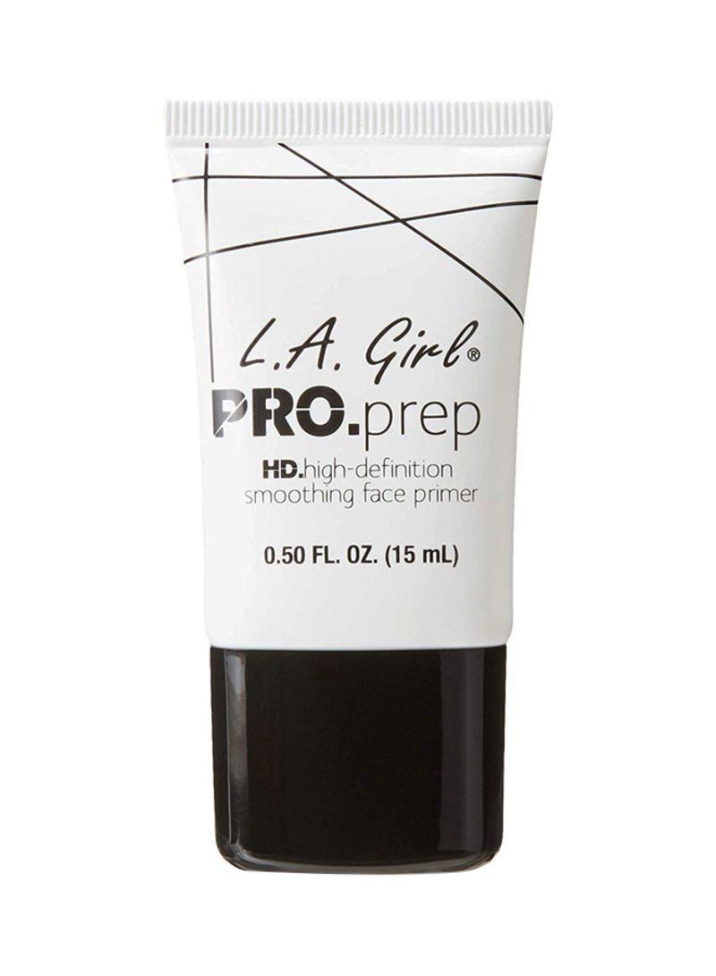 Pro Prep Smoothing Face Primer White