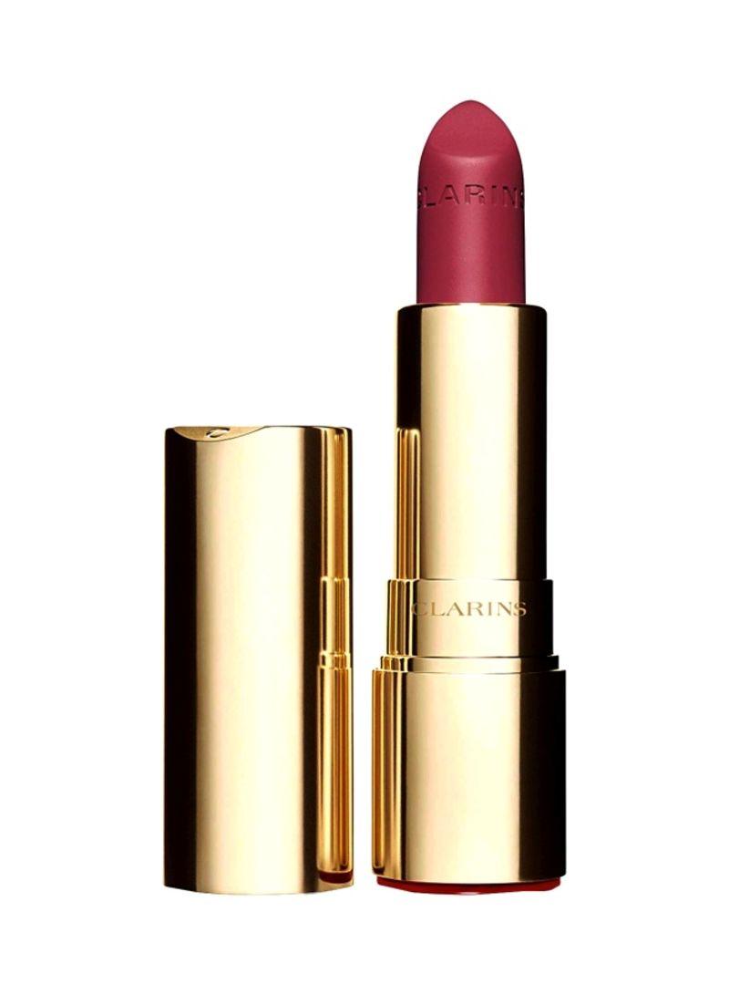 Joli Rouge Velvet Lipstick 755V Litchi