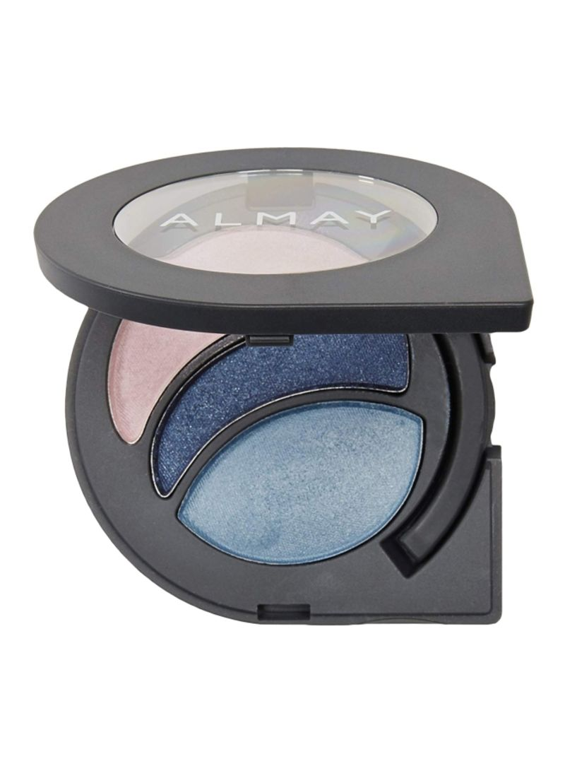 Intense i-Color Party Brights Eyeshadow Palette #130 Blues
