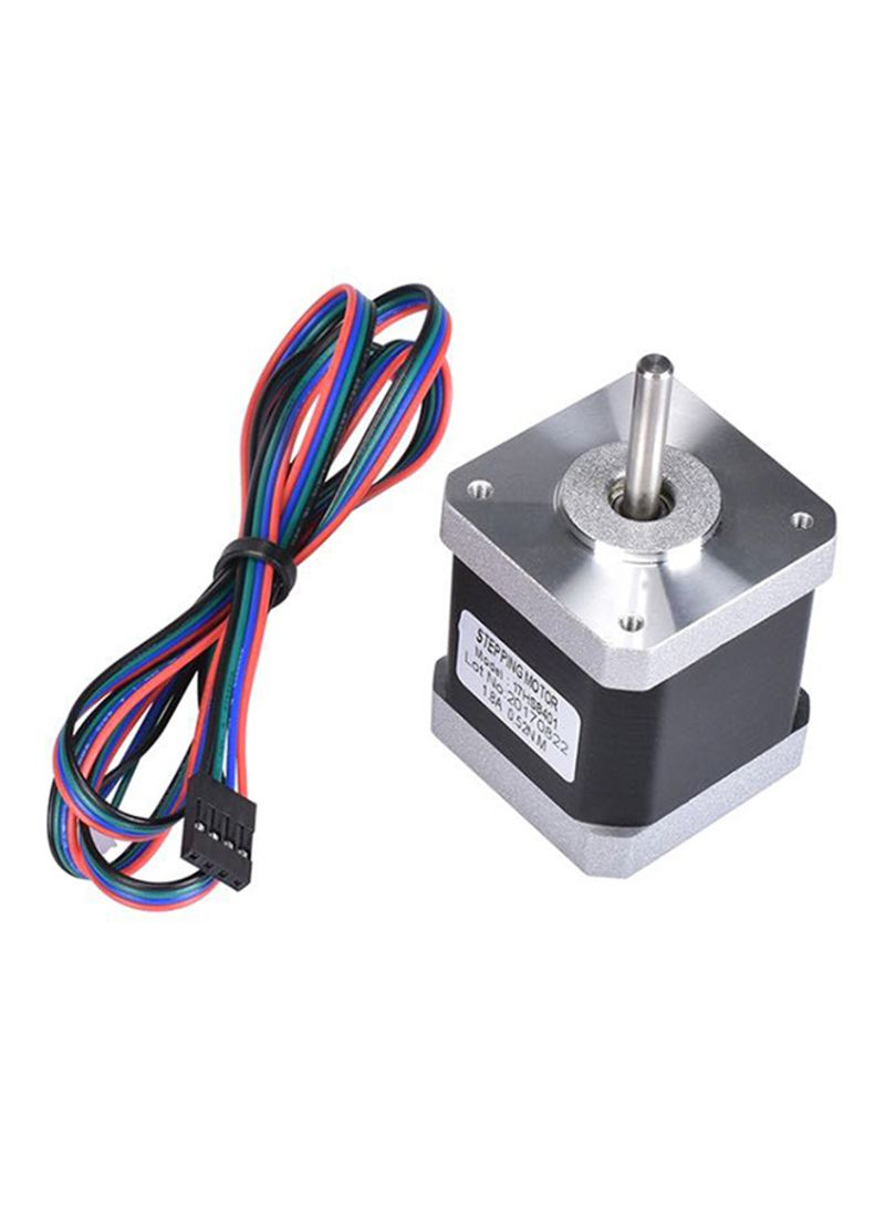4-line Stepper Motor For 3D Printer Multicolour 1.223 kg