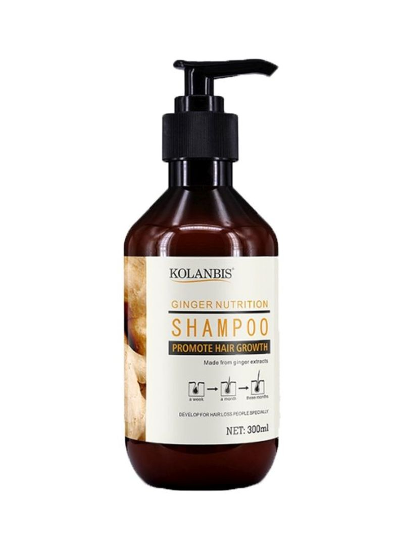 Ginger Nutrition Shampoo 300 ml
