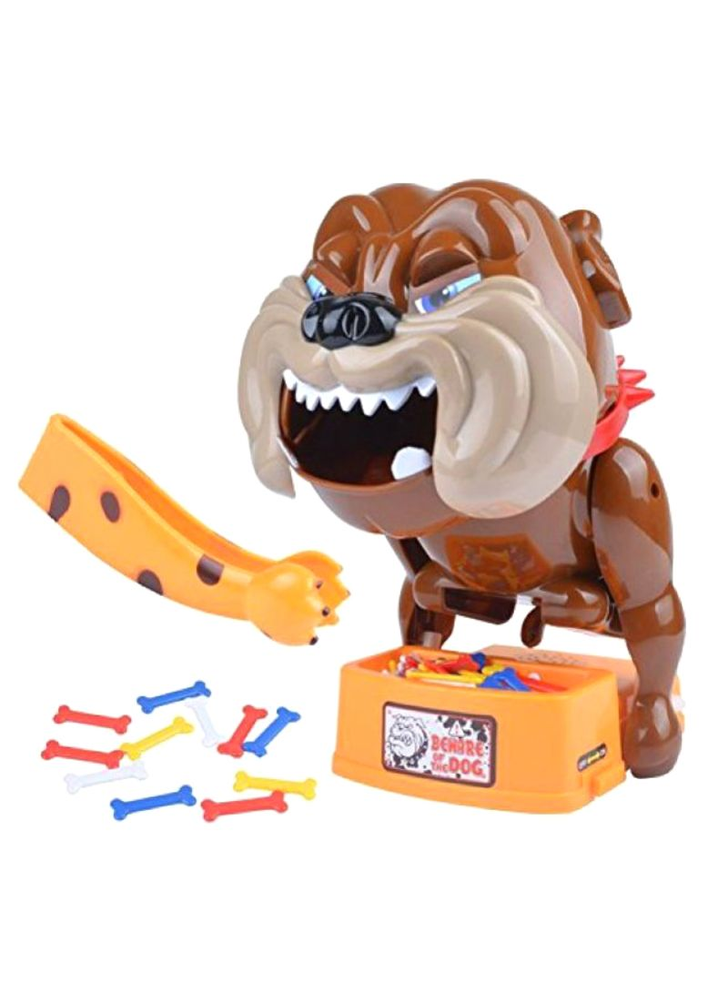 Bones Dog Shaped Tricky Intelligence Family Board Games Toy