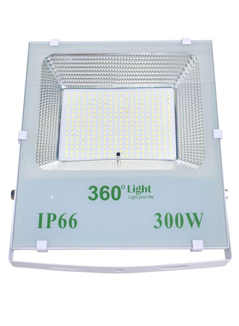Solar LED Flood Outdoor Light Cool White 7.2 kg