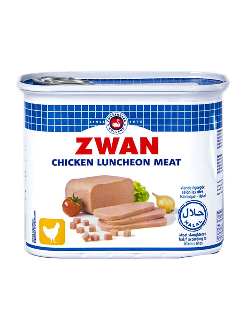 Pack of 3 Chicken Luncheon Meat 340 g Pack of 3