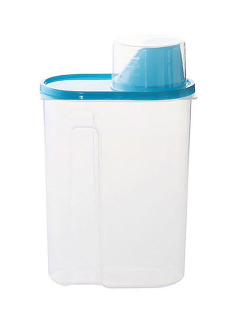 Food Storage Container Blue 19x9x22 centimeter