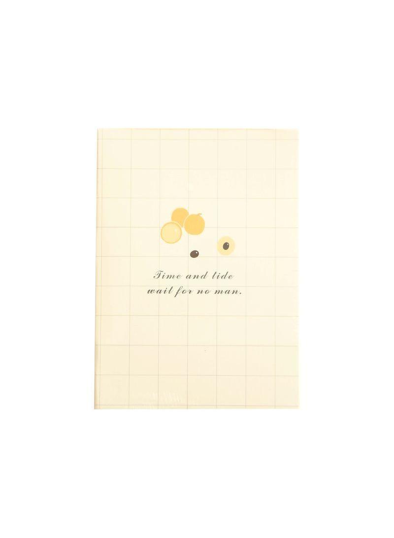 Tearable Sticky Notebook Cream