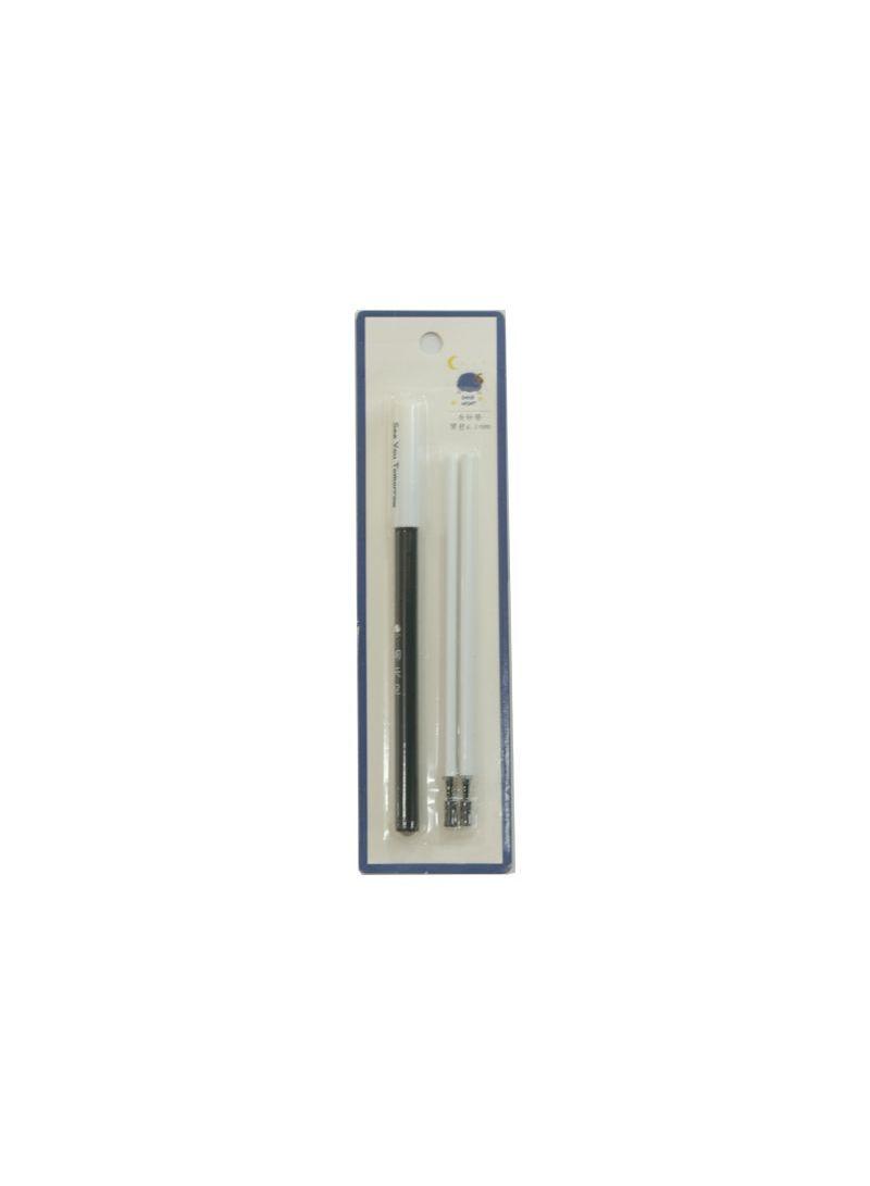 Gel Ink Pens With 2 Refills Black