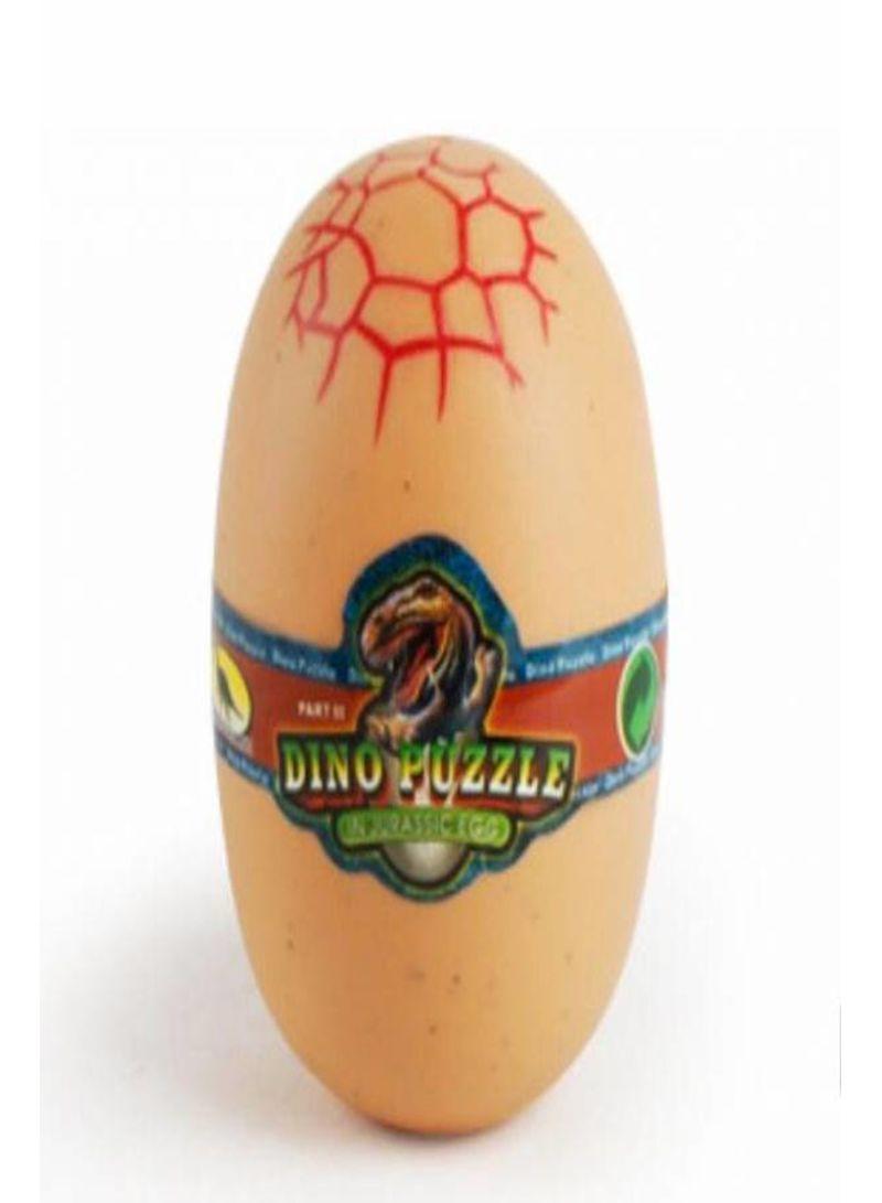 3D Eggs Wild Animal Model Kit Diy Educational Toy For Kids