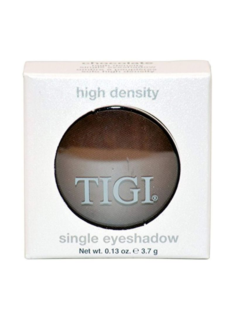 High Density Single Eye Shadow Chocolate