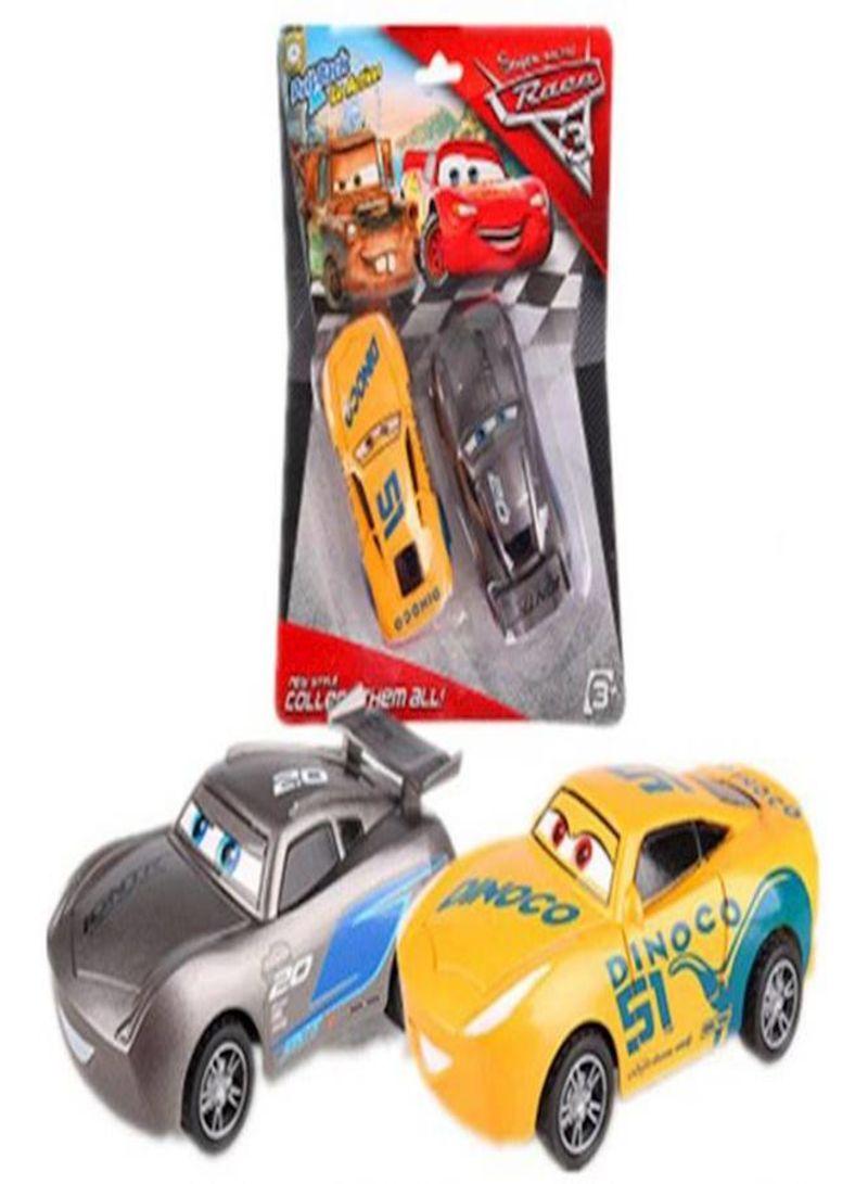 Disney Pixar Cars 2 Styles Lightning Alloy Model Toy Car Gift For Kids