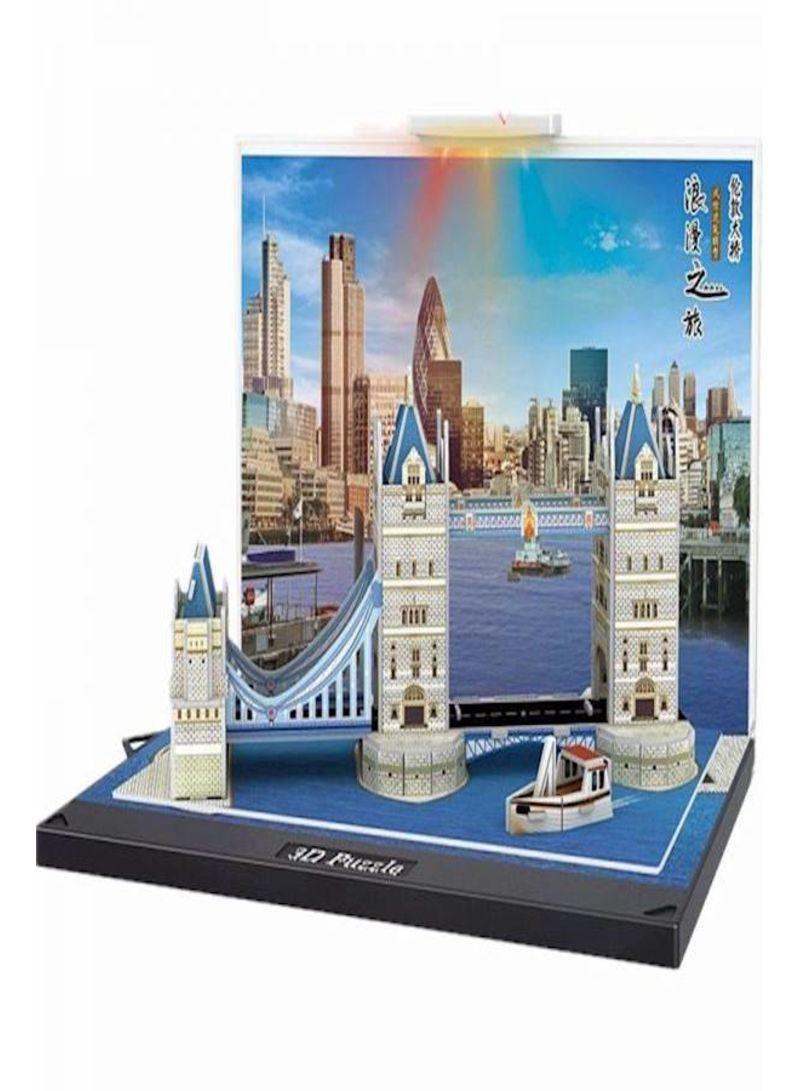 3D Architecture Building Puzzle