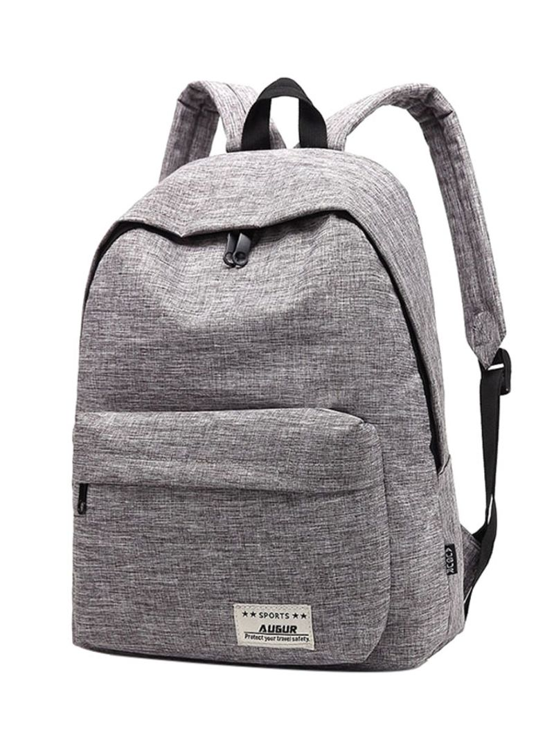 Augur New Backpacks Canvas Casual Teenager High Quality School Bag College