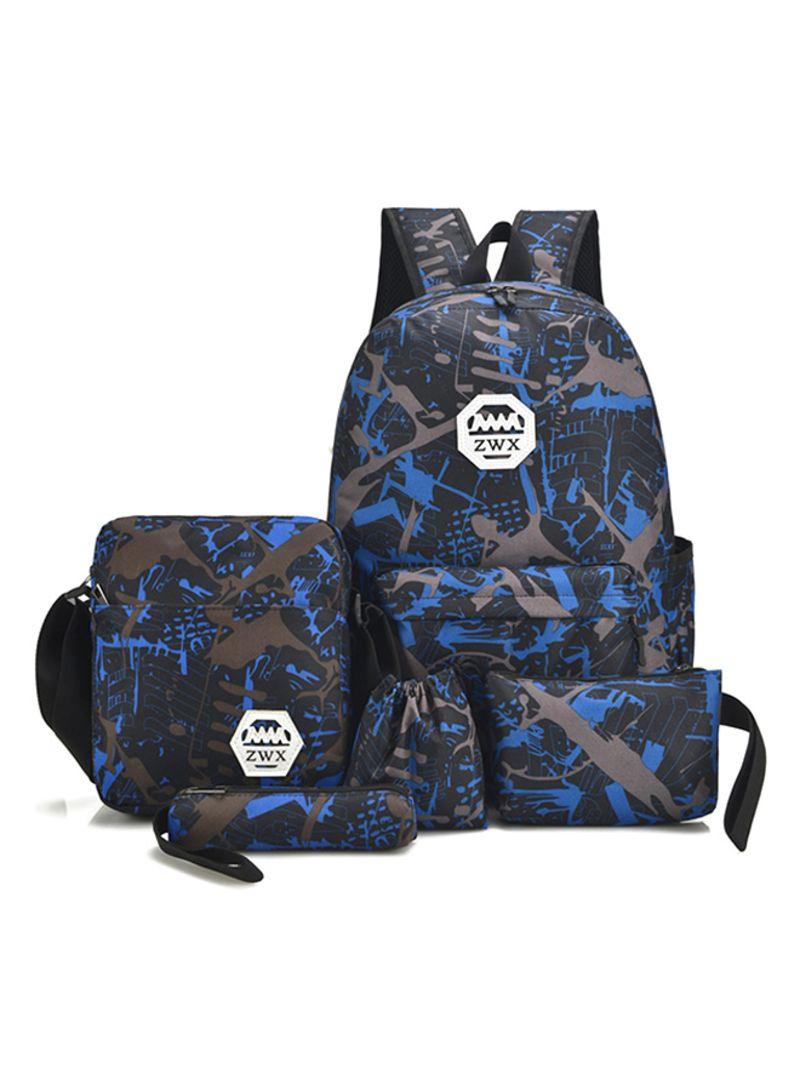 Fashion Travel Backpacks Set