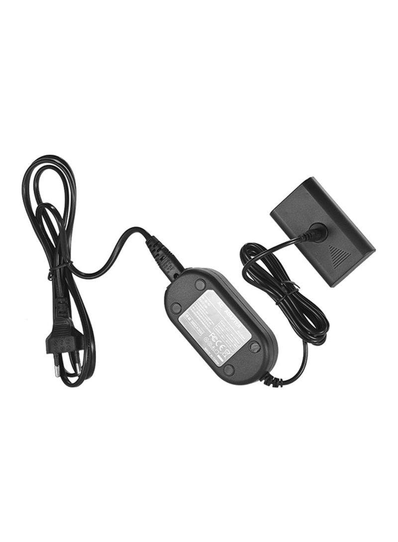 Switching Power Supply Adapter Black