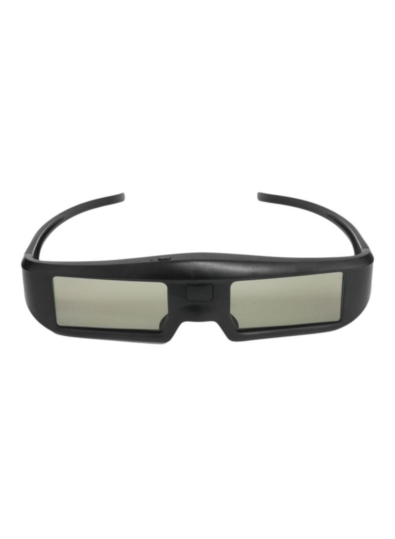 3D Active VR Glasses Black/Green