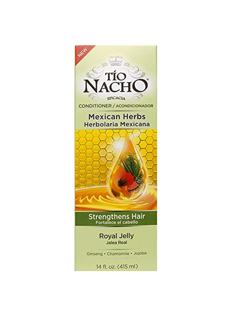 Mexican Herb Hair Strengthening Conditioner 14 ounce