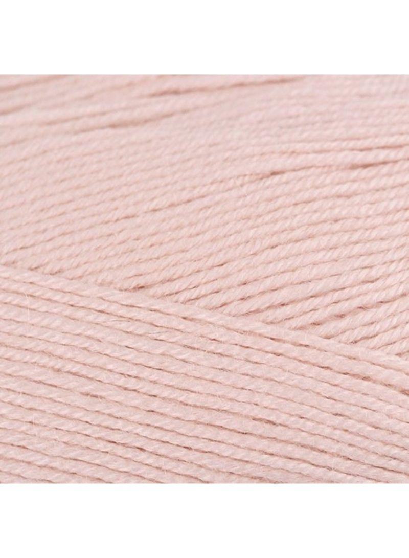 Thread Brilliant Tsvet.4987 Tea Rose Pink