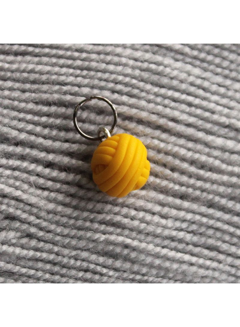 Sewing Accessories For Knitting Tangle Yellow