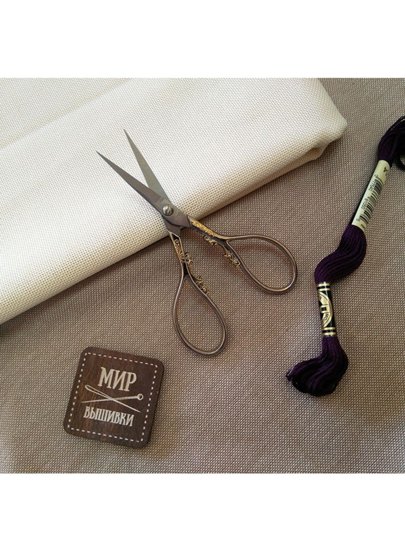 Sewing Accessories No.3 Scissors Silver