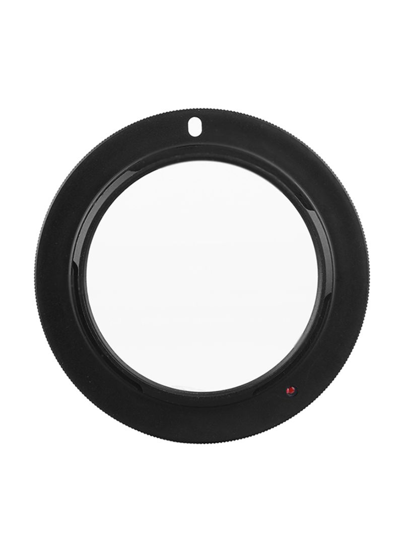Replacement Adapter Ring For Sony M42-NEX Black