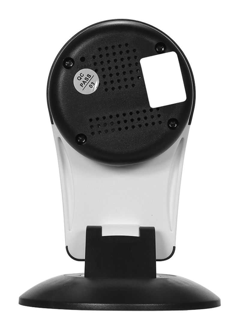 HD 720P IP Cloud Surveillance Security Camera White/Black