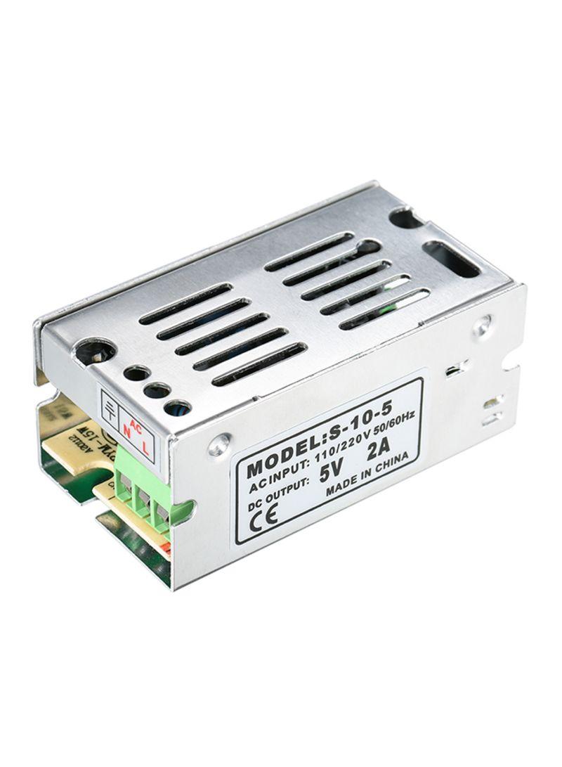 Led StrIP Light Adjustable Switch Power Supply Voltage Transformer Silver 0.054 kg
